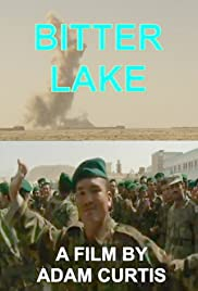 Adam Curtis: Bitter Lake (2015) cover