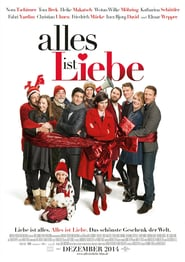 Alles Ist Liebe 2014 poster
