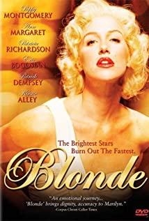 Blonde (2001) cover