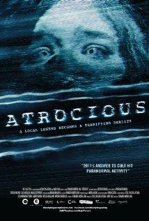 Atrocious (2010) cover