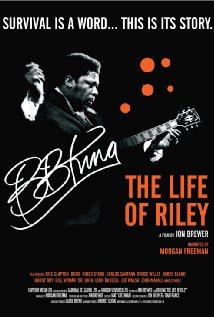 B.B. King: The Life of Riley 2012 poster