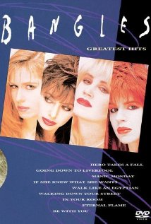 Bangles Greatest Hits 1990 poster