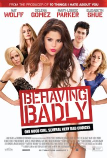 Behaving Badly (2014) cover