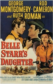 Belle Starr's Daughter (1948) cover