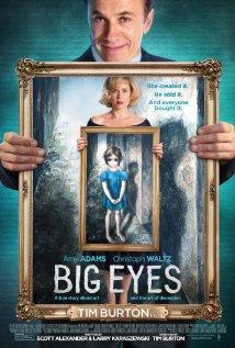 Big Eyes (2014) cover
