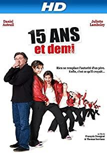 15 ans et demi (2008) cover
