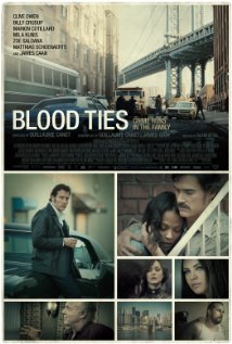 Blood Ties (2013) cover