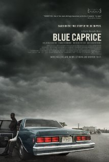 Blue Caprice (2013) cover