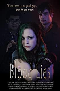 Blood Lies 2011 poster