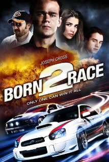 Born to Race (2011) cover