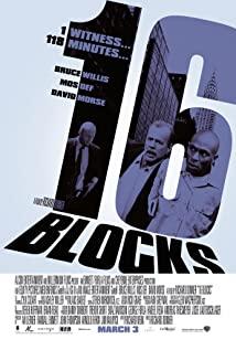 16 Blocks (2006) cover
