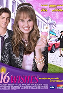16 Wishes (2010) cover