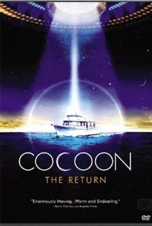 Cocoon: The Return 1988 poster