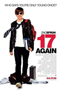 17 Again (2009) cover