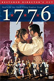 1776 (1972) cover