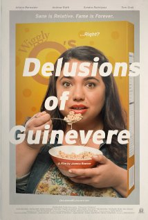 Delusions of Guinevere (2014) cover