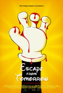 Escape from Tomorrow (2013) cover