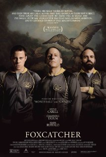Foxcatcher (2014) cover