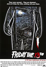 Friday the 13th (1980) cover