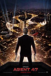 Hitman: Agent 47 (2015) cover