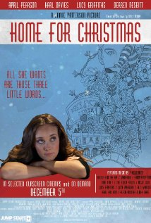 Home for Christmas (1990) cover