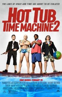 Hot Tub Time Machine 2 (2015) cover