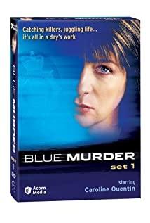 Blue Murder 2003 poster