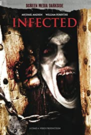 Infected (2012) cover