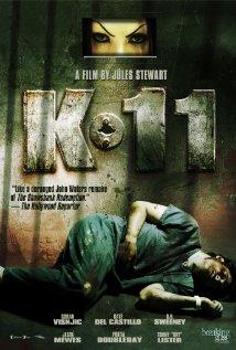 K-11 2012 poster