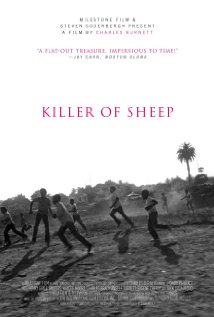 Killer of Sheep 1978 poster