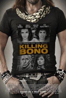 Killing Bono 2011 poster