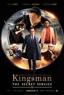 Kingsman: The Secret Service 2014 poster