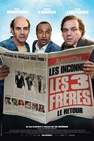Les trois frères, le retour (2014) cover