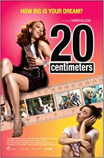 20 centímetros (2005) cover
