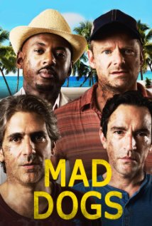 Mad Dogs (2015) cover