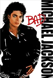 Michael Jackson: Bad (1987) cover