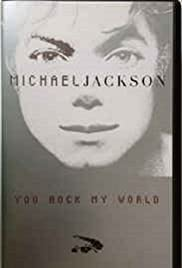 Michael Jackson: You Rock My World (2001) cover