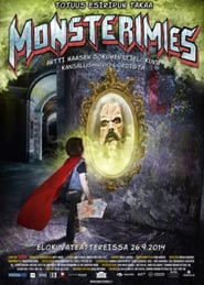 Monsterimies (2014) cover