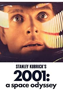 2001: A Space Odyssey 1968 poster