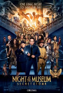 Night at the Museum: Secret of the Tomb (2014) cover