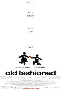 Old Fashioned (2014) cover
