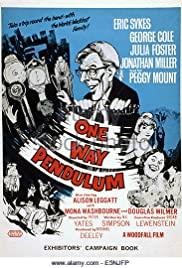 One Way Pendulum 1965 poster