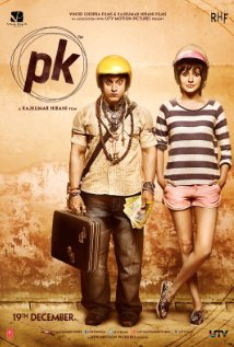PK (2014) cover