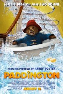 Paddington (2014) cover