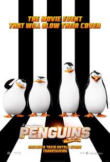 Penguins of Madagascar 2014 poster