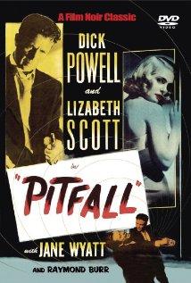 Pitfall (1948) cover