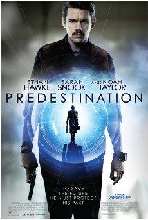 Predestination 2014 poster