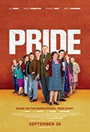 Pride (2014) cover