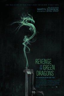 Revenge of the Green Dragons (2014) cover