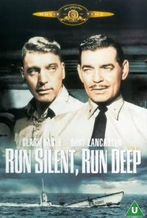 Run Silent Run Deep (1958) cover